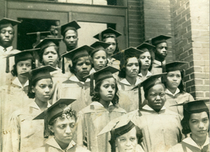 Carver High School Graduates, 1940