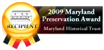 Maryland Preservation Award